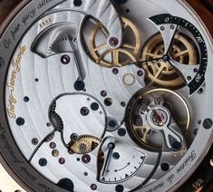"""Bovet Fleurier Recital 15 Watch Hands-On - by Ariel Adams - have a closer look and read more: http://www.ablogtowatch.com/bovet-recital-15-watch-hands/ """"Each released during the same year, the Bovet Dimier Recital 15 is the slightly larger brother of the Bovet Dimier Recital 12 watch... I really liked the Recital 12 for a range of reasons. It is not only the first Recital family watch that is good for daily wear, but it is also the the thinnest, and houses a new in-house made Bovet…"""