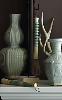 From the translucency of its glaze to the movement of light over its fluted surface, our Qingbai Double Gourd Vase exemplifies the multifaceted beauty of Qingbai ware.