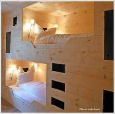 子供部屋の実例ロフトベッド画像6