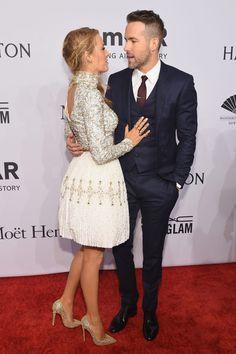 Blake Lively y Ryan Reynolds 2016