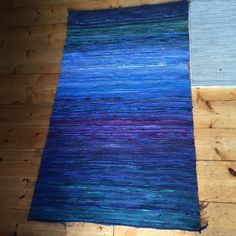 Trasmatta 80x160 Rum, Tyger, Rag Rugs, Recycled Fabric, Woven Rug, Rug Runner, Runners, Weave, Recycling