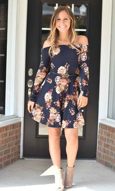 1d4e8e673e The perfect fall dress! Great for weddings or any special occasion this  season. Hannah