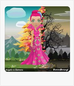 Krayzee colors dress Fashion Designer Game, Angels And Demons, Princess Zelda, Disney Princess, Game Design, Designer Dresses, Aurora Sleeping Beauty, Posts, Disney Characters