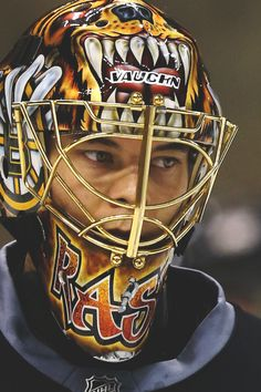 Tuukka Rask. Yeah. That trade for Raycroft was brilliant by the Leafs.