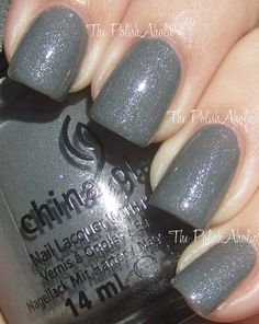 I have this. ~ Immortal - The PolishAholic: China Glaze Halloween 2012 Wicked Collection Swatches