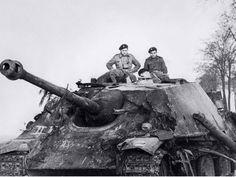 Jagdpanther , a monster