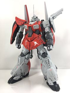 Gunpla Custom, Gundam Model, Mobile Suit, Superhero, Model Kits, Robots, Sculpture, Toys, Activity Toys