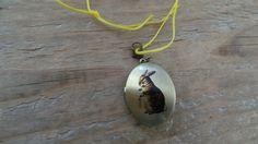 Photo locket with Bunny