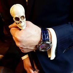 REPOST!!!  ArtyA butterfly a stylová hůlka ⌚💀 #artya #watches #watchfreak #watchofinstagram #watchfam #instawatch #thedailywatch #hodinky #hodinkee #watchuseek #czechrepublic #brno #praha #sewbrno #swiss #swisswatch #swissmade #finewatch #watchgeek #watchanish #watchinsanity #wristwatch #wristporn #wristshot #watchporn #hulkarna #lebka #pohankaandco #hulka  repost | credit: ID @johny_watch (Instagram)