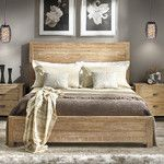 Emerald Home Furnishings Viewpoint Platform Bed & Reviews | Wayfair