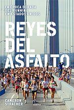 Historia del running en Estados Unidos en su época dorada.Para saber si está disponible en la biblioteca pincha a continuación: http://absys.asturias.es/cgi-abnet_Bast/abnetop?ACC=DOSEARCH&xsqf01=reyes+asfalto+cameron