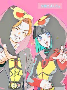 Zero One, Kamen Rider Series, Like Image, Izu, Hero, Power Rangers, Cute, Twitter, Kawaii Anime Girl