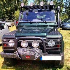 Land Rover Defender (1990-2016) Defender 90 Td5 SW SE