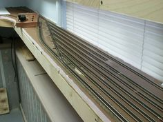 Image result for ho scale train rail yard small