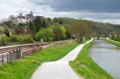 Chatel-Censoir #Yonne #Bourgogne #Nivernais