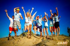 Abifahrt- Sonnenstrand-Bulgarien-JAM-Reiseleiter-Team-Jump