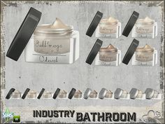 Part of the *Bathroom Industry* Found in TSR Category 'Sims 4 Clutter' Sims 4 Clutter, Sims 4 Gameplay, Sims 4 Cc Furniture, Sims 4 Houses, Sims 4 Cc Finds, Sims 4 Mods, Sims 4 Custom Content, Sims Cc, Place Card Holders