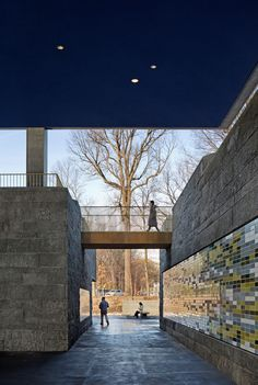 Tod Williams and Billie Tsien complete ice skating rink in Brooklyn