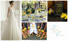 Grey and custard - colour for Spring and Summer 2015.#weddings #Spring Weddings #Summer Weddings #Pantone colors 2015 #The Wedding Consultant