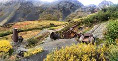 Monarch Mill Mine – Crow Pass – Girdwood, Alaska – ExploringAlaska