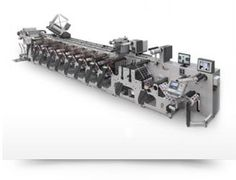 Omet Xflex X6: The Benchmark press for the narrow web printing industry!
