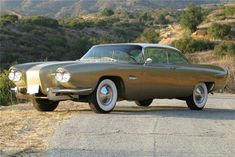 1959 Cadillac Coupe de Ville - Raymond Loewy's personal car #classiccars1959cadillac