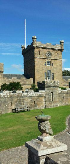 Culzean Castle Clock Tower