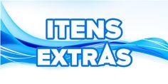 itens extras