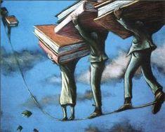 Ci sono casse di libri che hanno viaggiato molto di più di alcune persone di mia conoscenza. Quanti chilometri avete fatto fare ai vostri?