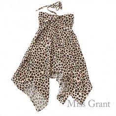 ANIMALIER FANCY DRESS