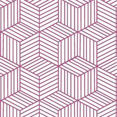 Cubic in Azalea (Hawthorne Threads - Isometry)