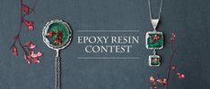 Epoxy resin contest is in progress for all hobbyist or professional people. You can share your work and win a prize. Free supplies kits are provided for only first 50 applicants. Diy Resin Crafts, Uv Resin, Resin Jewelry, Epoxy, Handicraft, Join, People, Free, Ideas
