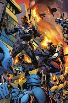 The Next Big Heroes of Marvel Comics  Who's who in Marvel's newest Point One special?
