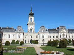 Festetics Palace in Keszthely (pr. fesh-teh-titsh) #palace #Hungary
