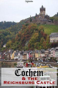 Cochem & the reichsburg castle deutschland турист Visit Germany, Germany Europe, Germany Travel, Bavaria Germany, Travel Advice, Travel Guides, Travel Tips, Travel Destinations, Travel Checklist