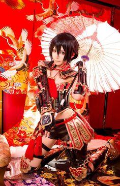 Ryou(燎) Shiro Yoshiwara Cosplay Photo - WorldCosplay