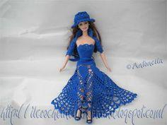 Il Crochet nella mia vita: fresco blu