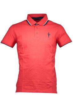 Polo Uomo Cesare Paciotti (BO-CP30PS RED) colore Rosso