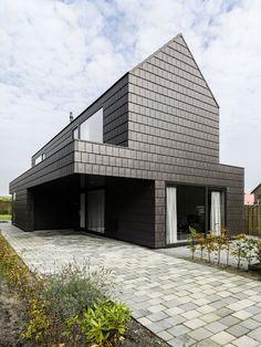 V House, Alkmaar by BaksvanWengerden Architecten - Photo: Yvonne Brandwijk