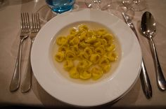 """5. Tortellini in Brodo - """"25 Best Food Experiences in Emilia-Romagna, Italy"""" by @Kate McCulley"""