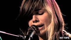 "Hot Sessions: Christina Perri ""Arms"""