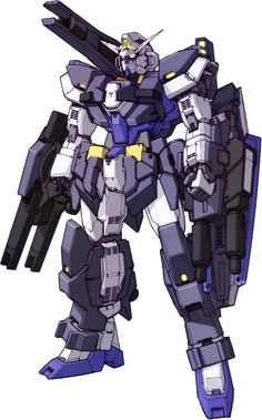 AGE-1AJ2 Gundam AGE-1 Assault Jacket 02 - Front
