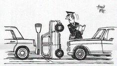 classic mini cartoon