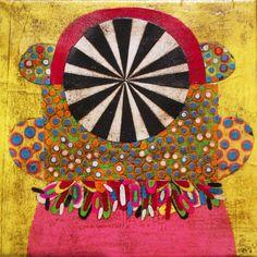 "Saatchi Art Artist Gustavo Ortiz; Collage, ""silhouette Nº25"" #art"