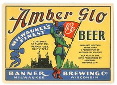 While Schlitz claimed to make the beer that made Milwaukee famous, it's pretty safe to bust that wide open and just say that it was just beer itself that brought Brew City to the world. Here are a dozen beautiful beer labels from Milwaukee's brewing past.