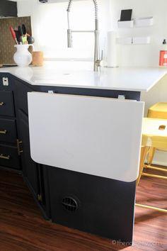 The Noshery   Tiny House Living: Camper Home Reveal   http://thenoshery.com