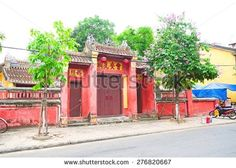 Cantonese assembly hall Hoi An, Vietnam