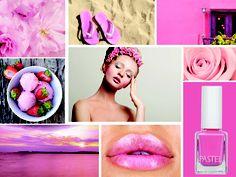 Pastel Oje 95, plajın en romantik yıldızı olmaya hazır! Pastel Oje 95; yaz mevsiminin neşesine, cıvıl cıvıl havasına ve romantizmine yakışacak bir pembe…