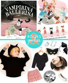 Book + Goodies Vampirina Ballerina Taylors Halloween Costume Pick! Can't wait!