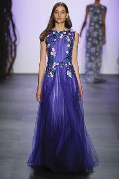 Tadashi Shoji Spring/Summer 2016 Fashion Show